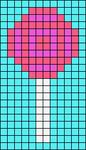 Alpha pattern #102802