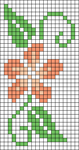 Alpha pattern #102809
