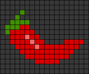 Alpha pattern #102813