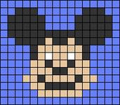 Alpha pattern #102815
