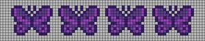 Alpha pattern #102821