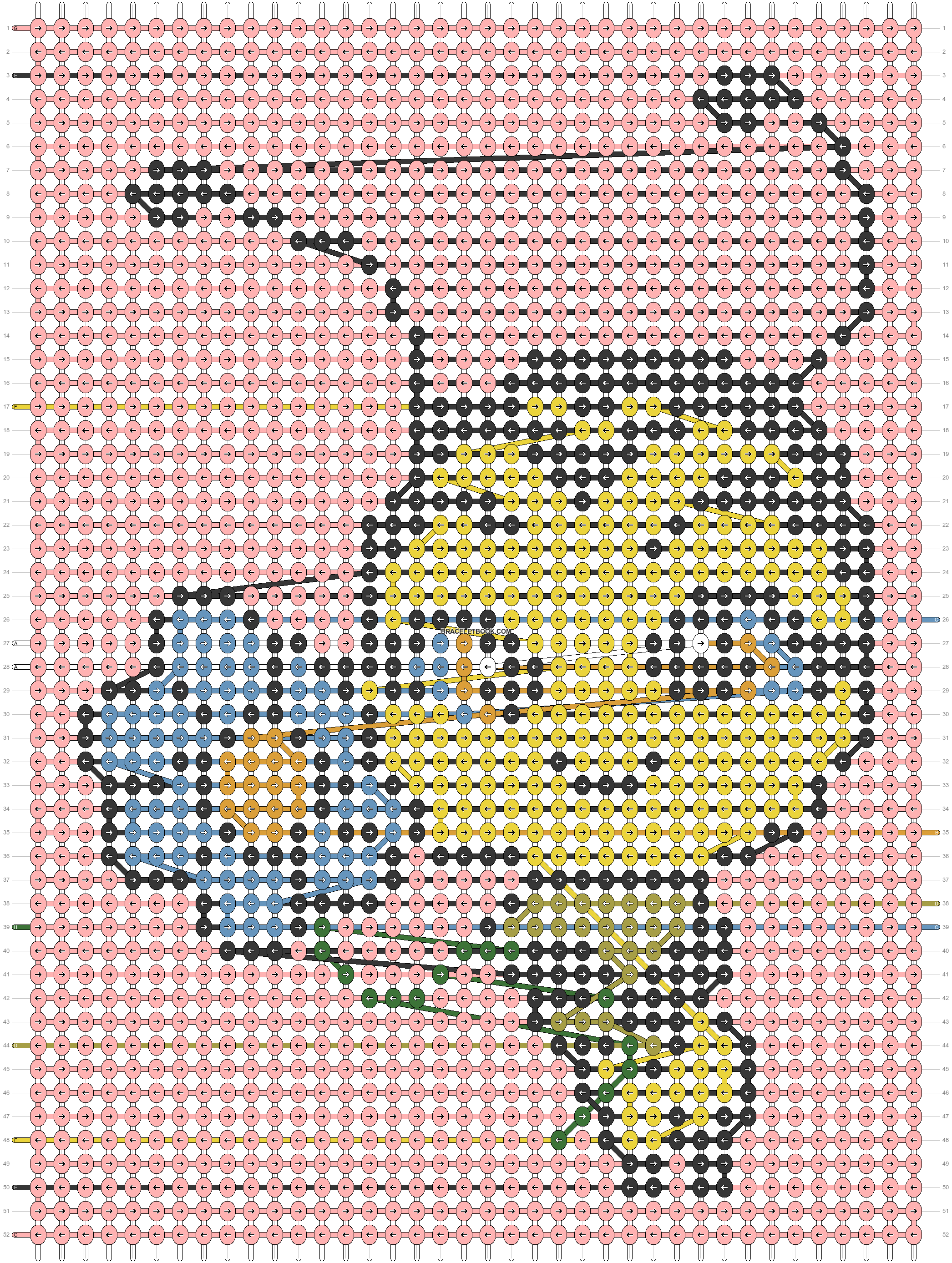 Alpha pattern #102824 pattern