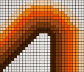 Alpha pattern #102846