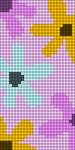 Alpha pattern #102874