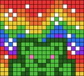 Alpha pattern #102877