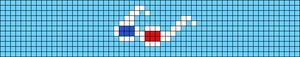 Alpha pattern #102879