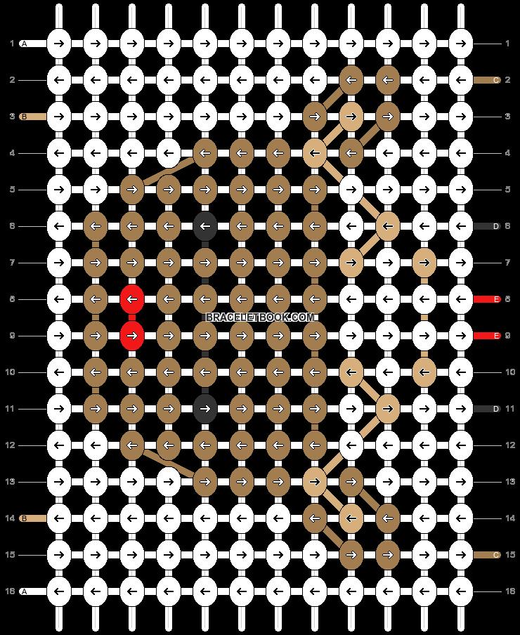Alpha pattern #102889 pattern
