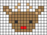 Alpha pattern #102889