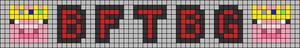 Alpha pattern #102894