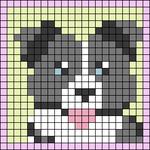 Alpha pattern #102901