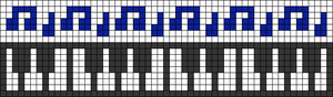 Alpha pattern #102902
