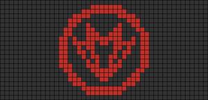 Alpha pattern #102909
