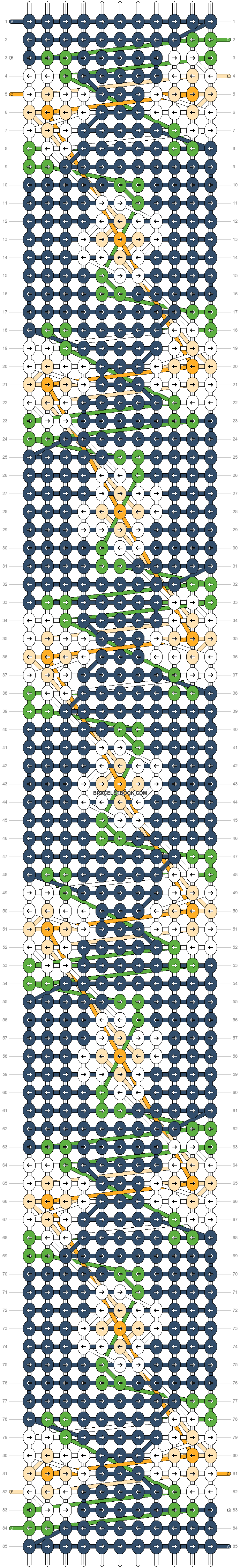 Alpha pattern #102916 pattern
