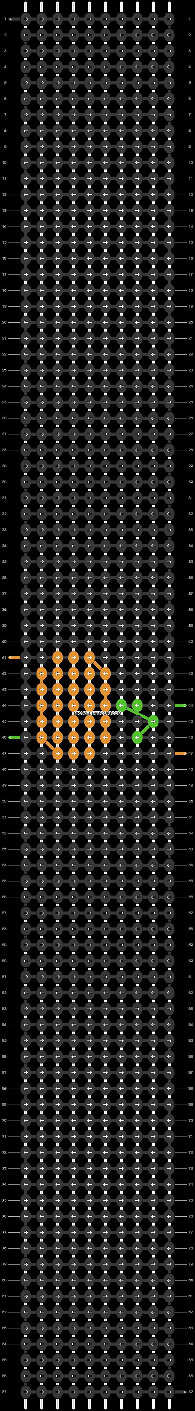 Alpha pattern #102942 pattern