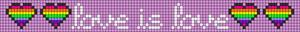 Alpha pattern #102955