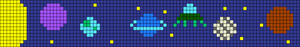 Alpha pattern #102956