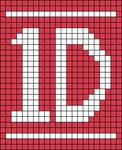 Alpha pattern #102959