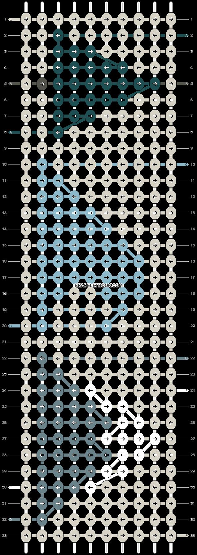 Alpha pattern #102972 pattern