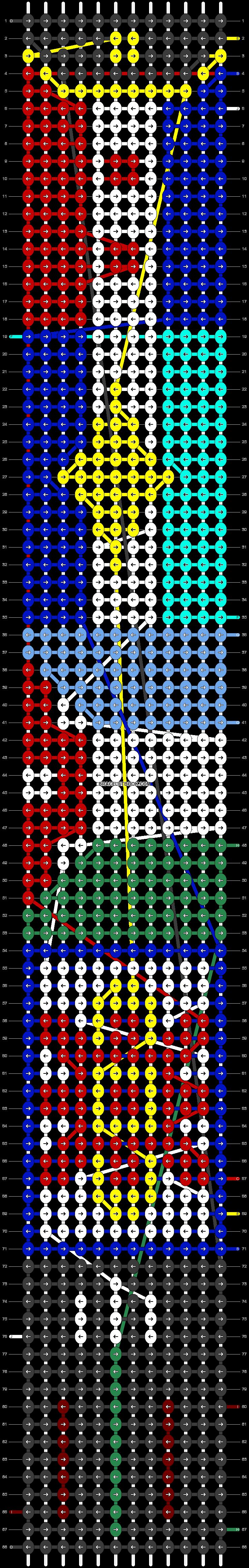 Alpha pattern #102982 pattern