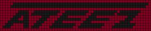 Alpha pattern #102983