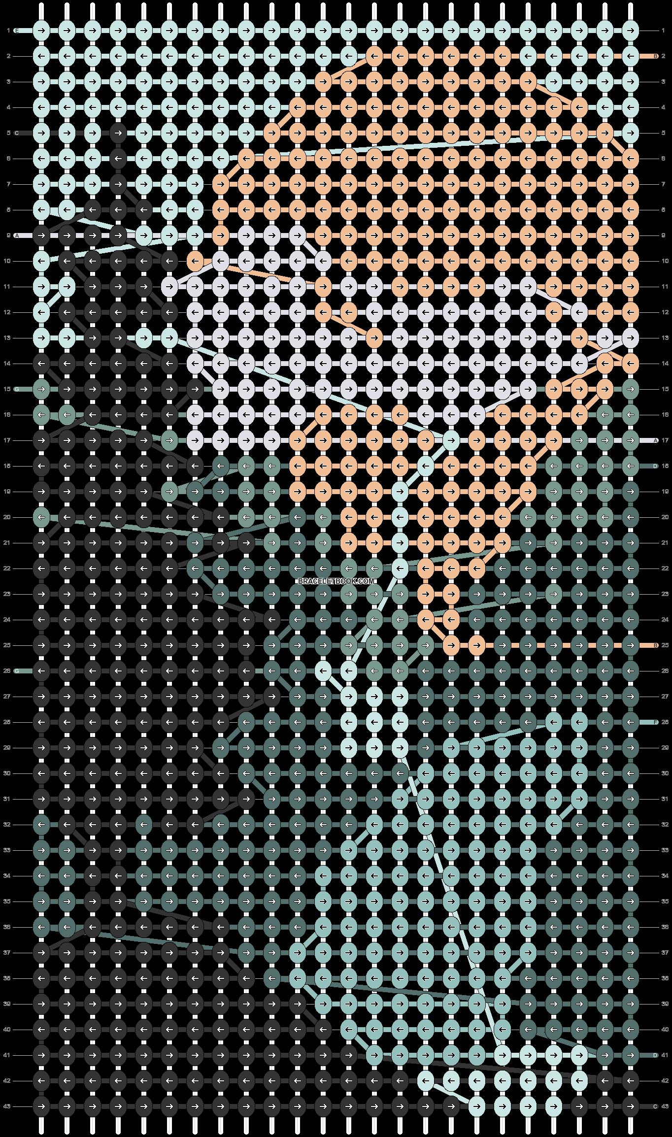 Alpha pattern #102990 pattern