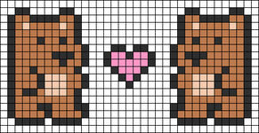 Alpha pattern #103002