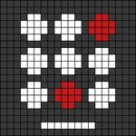 Alpha pattern #103016