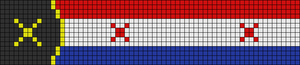 Alpha pattern #103019
