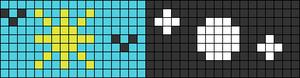 Alpha pattern #103038