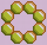 Alpha pattern #103044