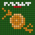 Alpha pattern #103058