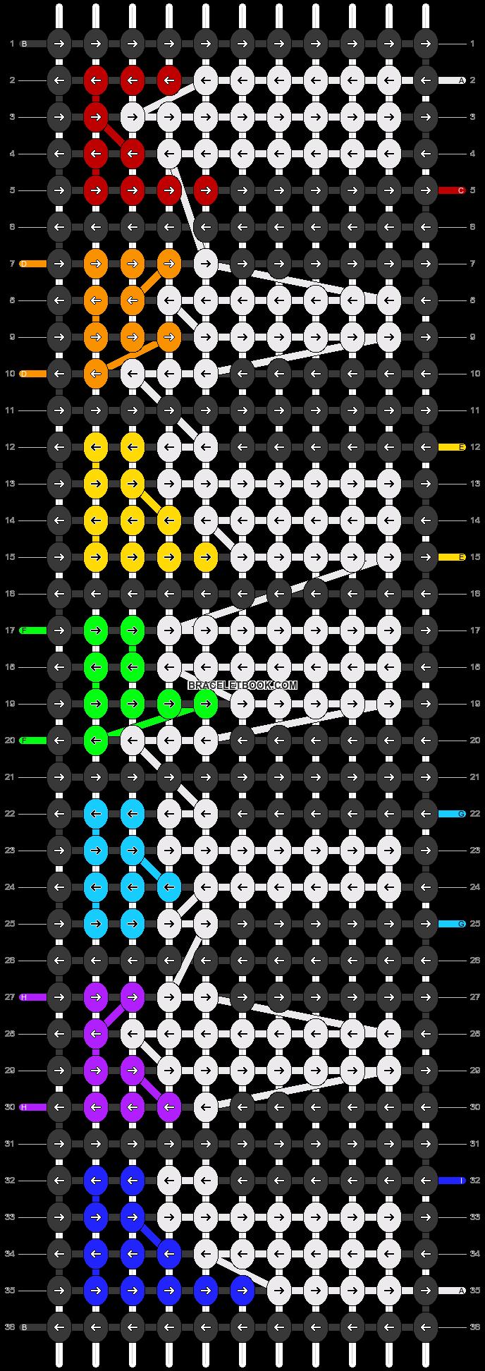Alpha pattern #103066 pattern