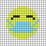 Alpha pattern #103091