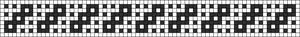 Alpha pattern #103104
