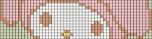 Alpha pattern #103106