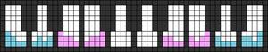 Alpha pattern #103117