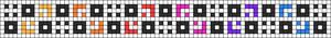 Alpha pattern #103119