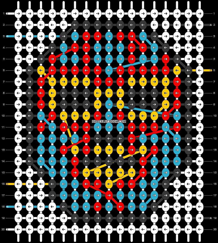 Alpha pattern #103133 pattern
