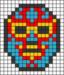 Alpha pattern #103133