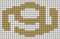 Alpha pattern #103140
