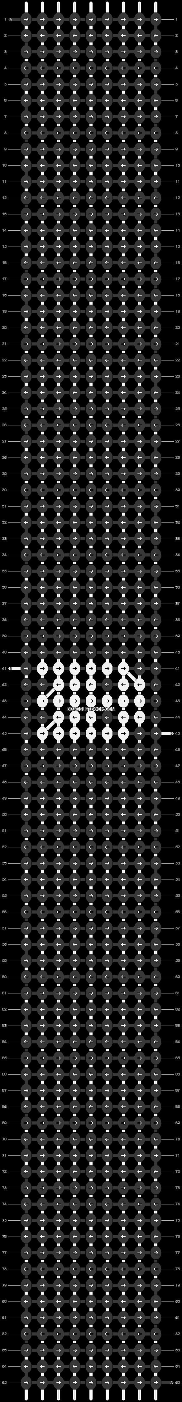 Alpha pattern #103149 pattern