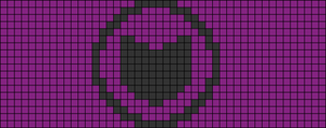 Alpha pattern #103159