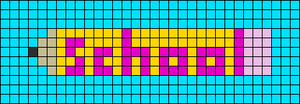 Alpha pattern #103162
