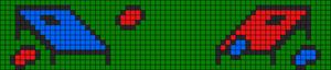 Alpha pattern #103173
