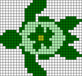 Alpha pattern #103199