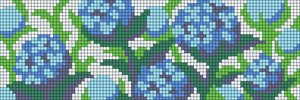 Alpha pattern #103244