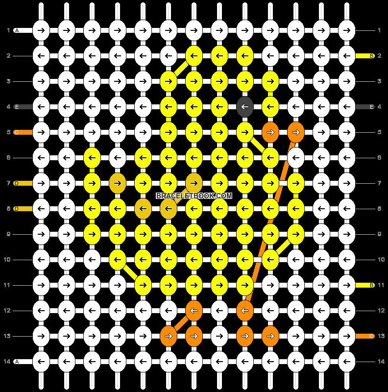 Alpha pattern #103252 pattern