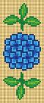 Alpha pattern #103266