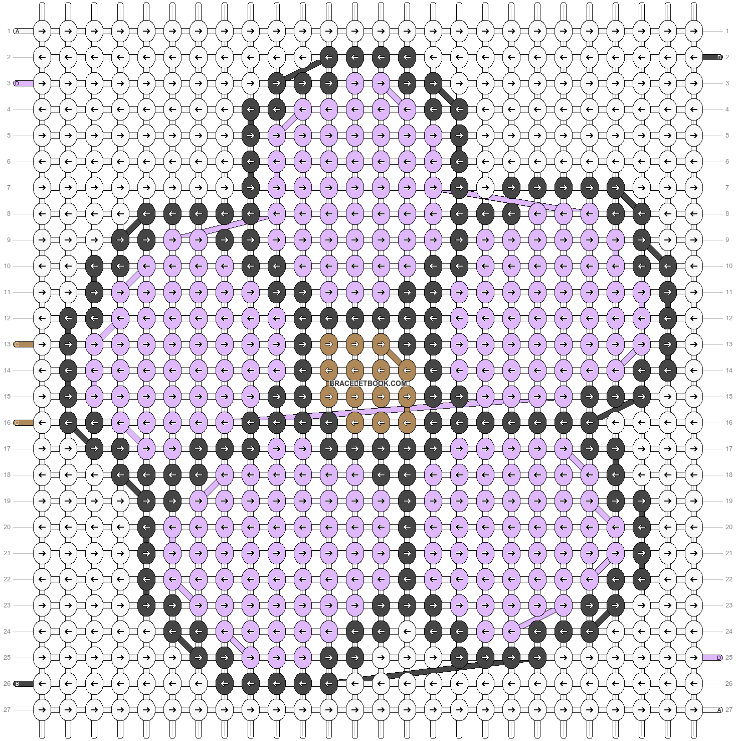 Alpha pattern #103272 pattern