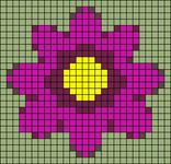 Alpha pattern #103278